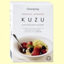 Kuzu Japonés orgánico - 125 gramos - Clearspring