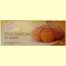 Mini Cookies de maíz de SinGlu