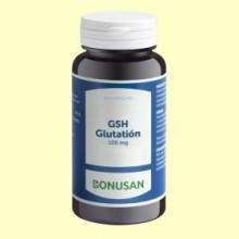 GSH Glutatión 100 mg - 60 cápsulas - Bonusan
