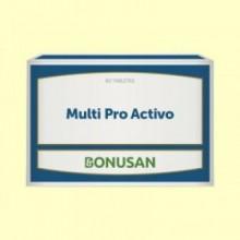 Multi Pro Activo - 60 tabletas - Bonusan