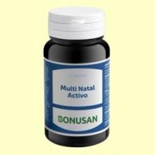 Multi Natal Activo - 60 tabletas - Bonusan