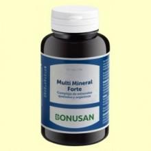 Multi Mineral Forte - 90 tabletas - Bonusan