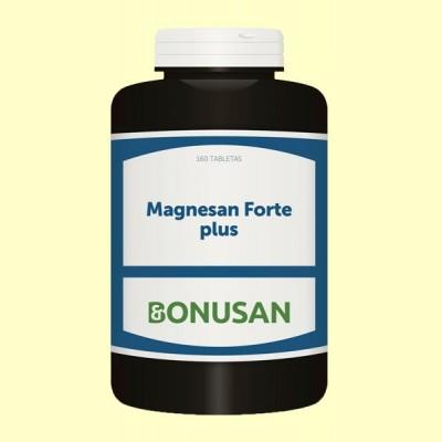 Magnesan Forte Plus - 160 tabletas - Bonusan