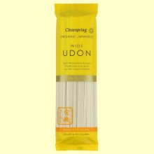 Udon Fideos Anchos - 200 gramos - Clearspring