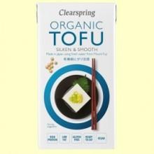 Tofu Japonés orgánico - 300 gramos - Clearspring