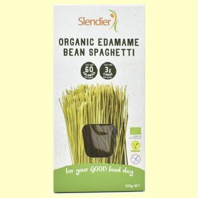 Espaguetis de Edamame - 200 gramos - Slendier