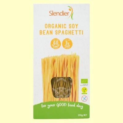 Espaguetis de Soja - 200 gramos - Slendier