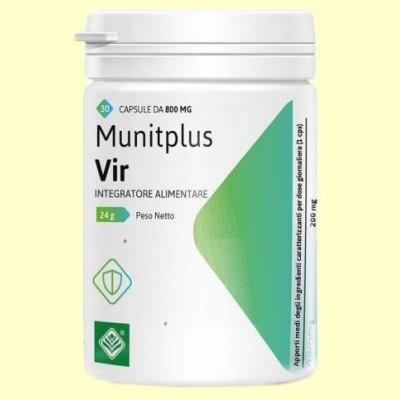 Munitplus Vir - 30 cápsulas - Gheos