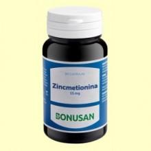 Zincmetionina 15 mg - 90 tabletas - Bonusan