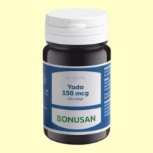Yodo 150 mcg - 180 tabletas - Bonusan