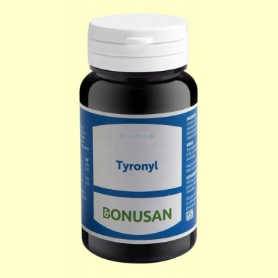 Tyronyl - 90 cápsulas - Bonusan