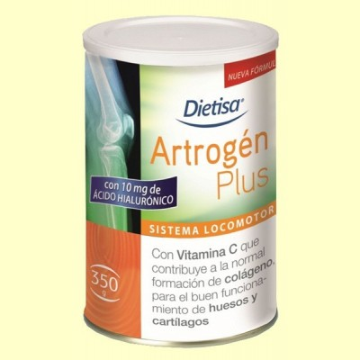 Artrogen Plus - 350 gramos - Dietisa