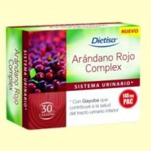 Arándano Rojo Complex - 30 cápsulas - Dietisa