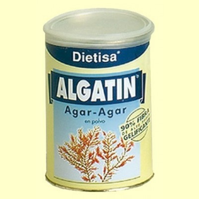 Algatín Agar Agar polvo - 130 gramos - Dietisa
