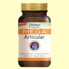 Mega Articular - 60 cápsulas - Dietisa