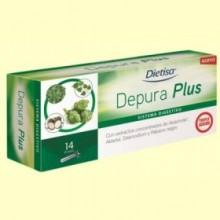 Depura Plus - 14 viales - Dietisa