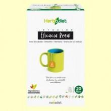 Infusión Herbodiet Eficacia Renal - 20 bolsitas filtro - Novadiet