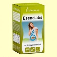Esencialis - Probiótico - 60 cápsulas - Plameca