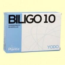 Biligo 10 Yodo - 20 ampollas - Plantis