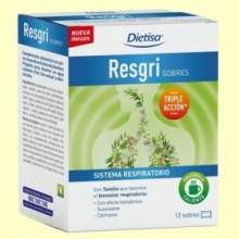 Resgri Sobres - 12 sobres - Dietisa