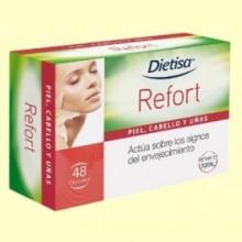 Refort - 48 cápsulas - Dietisa