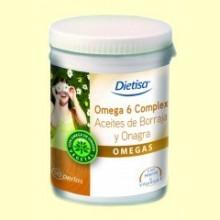 Omega 6 Borraja y Onagra - 90 perlas - Dietisa