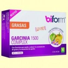 Garcinia 1500 Complex - 42 cápsulas - Biform
