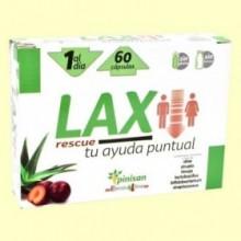 Lax Rescue - 60 cápsulas - Pinisan