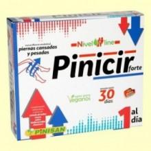 Pinicir Forte - Circulación - 30 cápsulas - Pinisan