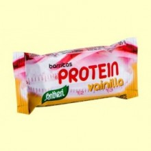 Barrita Protein Vainilla - 1 barrita - Santiveri