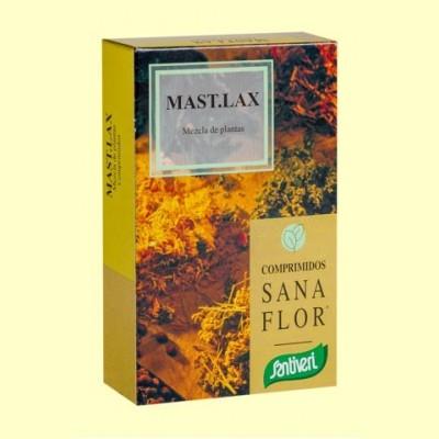 Mast Lax - Sanaflor - 60 comprimidos - Santiveri