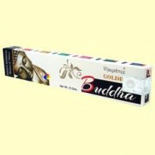 Incienso Golden Buddha - 15 gramos - Vijayshree