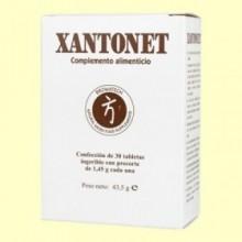 Xantonet - 30 tabletas - Bromatech