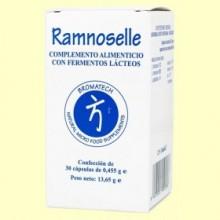 Ramnoselle - 30 cápsulas - Bromatech