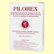 Pilorex - 24 cápsulas - Bromatech