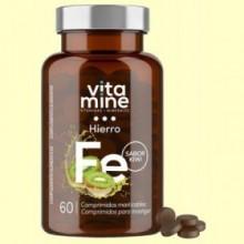Hierro Vitamine - 60 comprimidos - Herbora