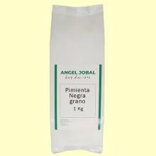 Pimienta Negra Selecta Grano - 1 Kg - Angel Jobal