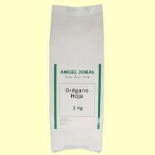 Orégano hoja - 1 Kg - Angel Jobal