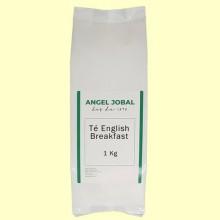 Té English Breakfast - 1 Kg - Angel Jobal