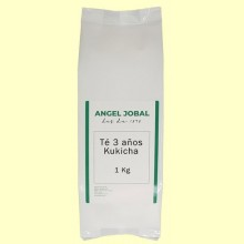 Té 3 Años Kukicha - 1 Kg - Angel Jobal
