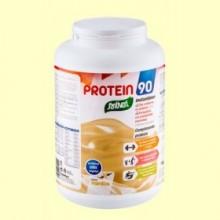 Vigor Sport Protein 90 Vainilla Grande - 1 kg - Santiveri