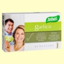 Garlicir - 60 cápsulas - Santiveri