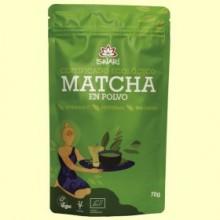 Matcha polvo Bio - 70 gramos - Iswari
