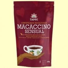 Macaccino Sensual Bio - 250 gramos - Iswari