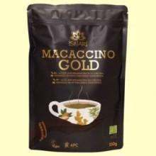 Macaccino Gold Bio - 250 gramos - Iswari
