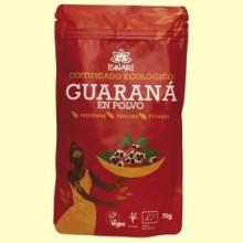 Guaraná en polvo Bio - 70 gramos - Iswari