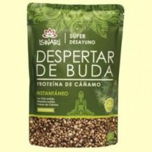 Despertar de Buda Proteína de Cáñamo Bio - 360 gramos - Iswari