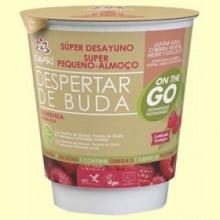 Despertar de Buda Frambuesa Bio - 50 gramos - Iswari