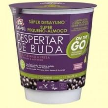 Despertar de Buda Açai Plátano Fresa Bio - 50 gramos - Iswari