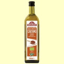 Aceite de Semillas de Cártamo Bio - 500 ml - Natursoy